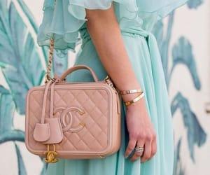 bag, beautiful, and chanel bag image