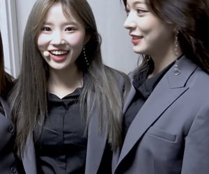 low quality, hayoung, and fromis image