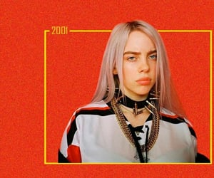 wallpaper and billie eilish image