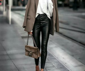 blazer, clothes, and style image