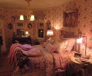bedroom, cozy, and decor image