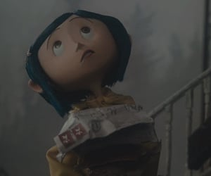 coraline, Halloween, and spooky image