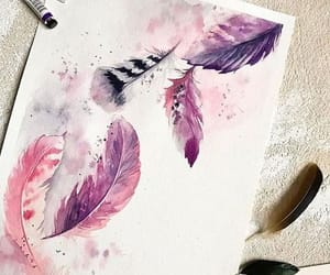 art, autumn, and Paper image