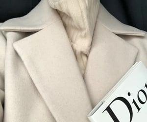 designer, knit, and dior image