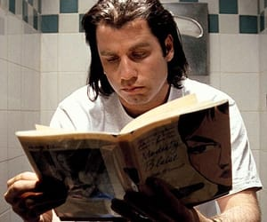 pulp fiction and John Travolta image