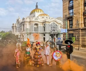 culture, dia de muertos, and mexican image