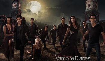 article and Vampire Diaries image