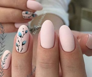 fashion, beauty, and nails image