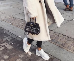coat, outfits, and style image