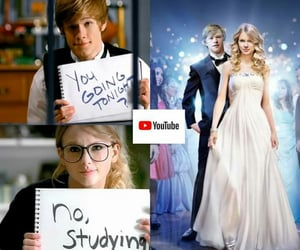 Taylor Swift, you tube, and lucas till image