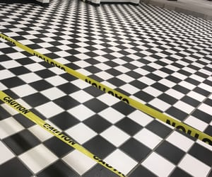 aesthetic, checkered, and empty image