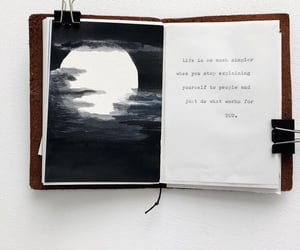 journal, art, and ideas image