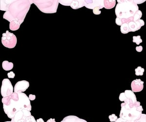 overlay, kawaii, and pink image