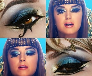 katy perry, inspiration, and makeup image