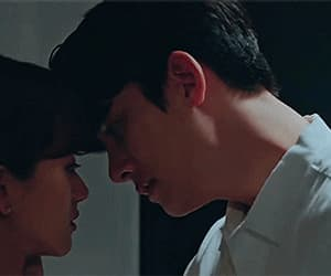 gif, Korean Drama, and kdrama image