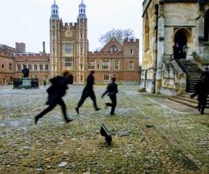 dark academia, aesthetic, and school image