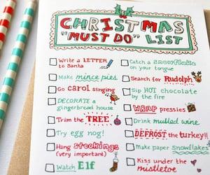 christmas and bucket list image