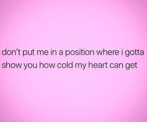 cold, heart, and people image