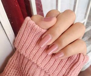 girl, nail, and nails image