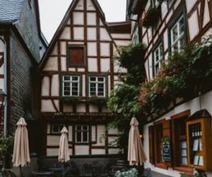 germany and bacharach image