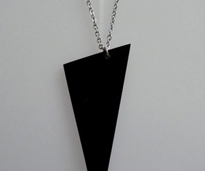 hipster, necklace, and triangle image