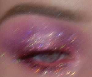 aesthetic, glitter, and soft image
