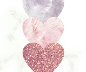 wallpaper, pink, and love image