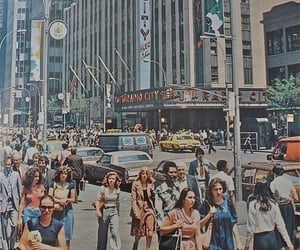 new york, vintage, and 1970s image
