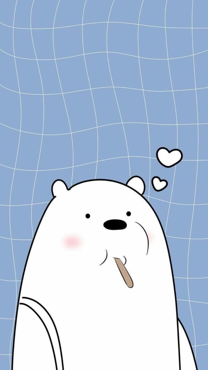 105 Images About We Bare Bears On We Heart It See More About We Bare Bears Cartoon And Bear