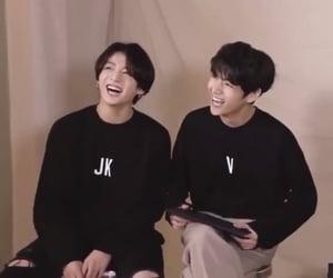 bts, jungkook, and taekook image