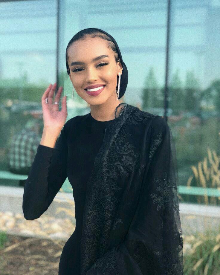 cosmetics, hijab, and inspiration image