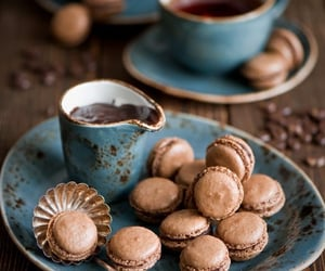 chocolate, coffee, and dessert image