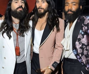 30 seconds to mars, gucci, and jared leto image