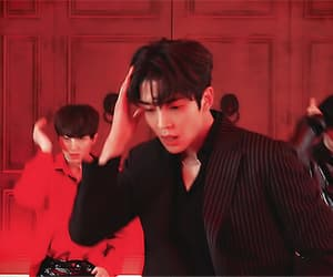 gif, rowoon, and sf9 image