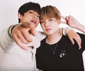 beauty, taehyung, and taegi image