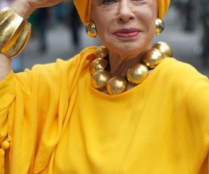 fashion, old, and yellow image