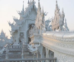 white and Temple image