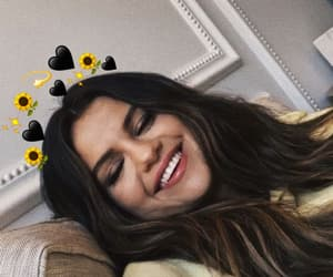 gomez, happiness, and selena image