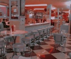 50s, retro, and aesthetic image