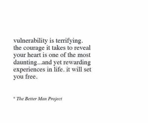 courage, heart, and vulnerability image