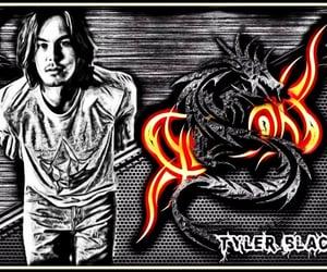 tyler blackburn, wallpaper, and fond ecran image
