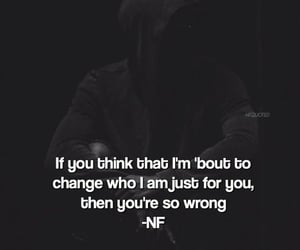 quotes, nf, and realmusic image