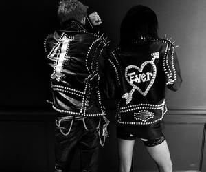 badass, forever, and jacket image
