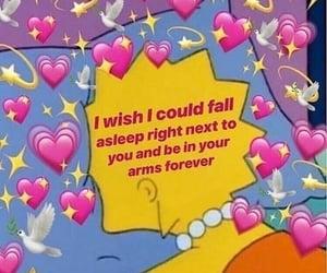 love, meme, and heart image