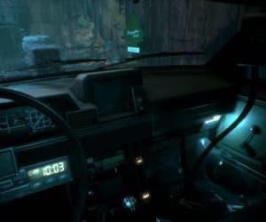 dystopian, car, and cyberpunk image