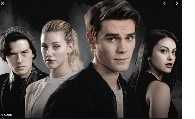 article, riverdale, and betty cooper image