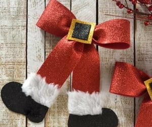 bow, decoration, and diy image
