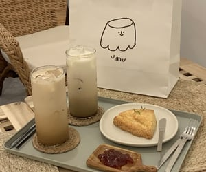 beige, cafe, and mood image
