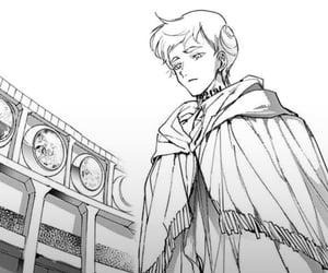 boy, manga, and norman image