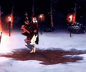 anime, kimetsu no yaiba, and gif image